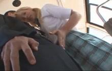 Blonde Groping